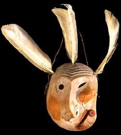Yupik mask