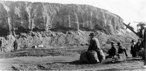 Burial site