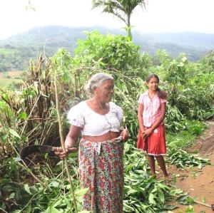 Sri Lankan villagers
