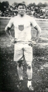Jim Thorpe took home gold in the 1912 Olympics