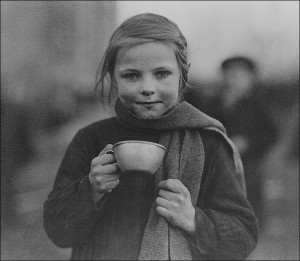 A cup of tea from the Allied armies in 1944